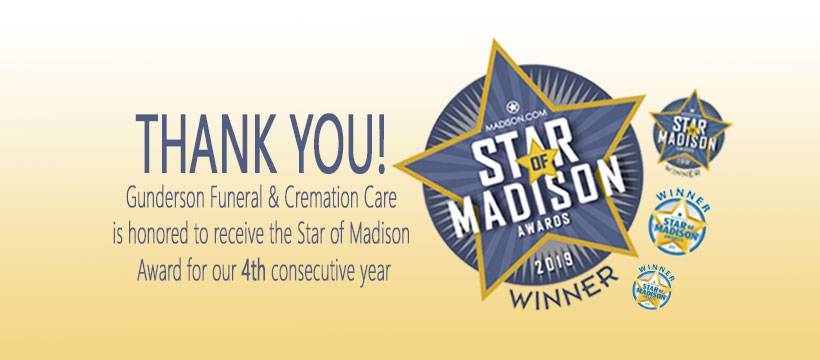 Star of Madison Winner